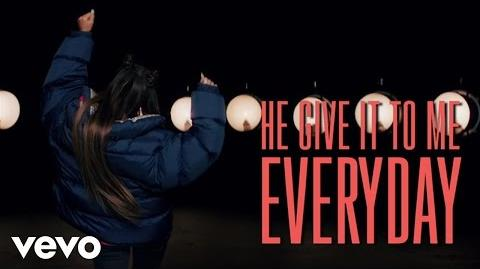 Ariana Grande - Everyday (Lyric Video) ft