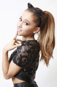 Ariana Grande Jones Crow 2014 Photoshoot outtake (4).jpg