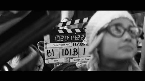 Ariana Grande - thank u, next (bloopers + deleted scene)