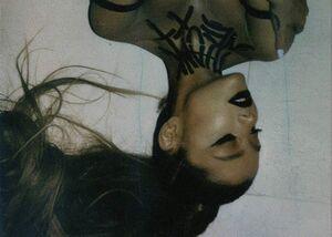 Ariana Grande - thank u, next - cropped