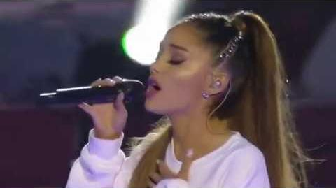 Ariana Grande - Love Me Harder LIVE in Manchester-1
