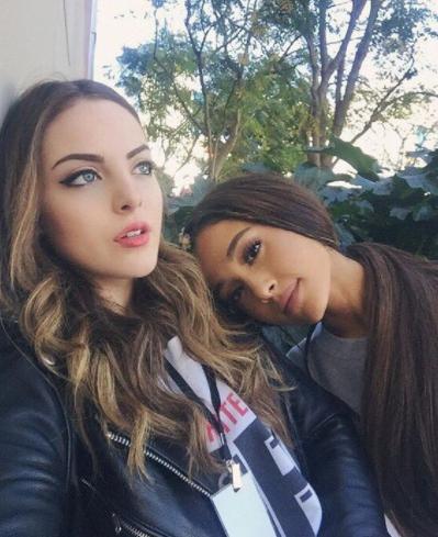 Ariana grande and liz gillies dating
