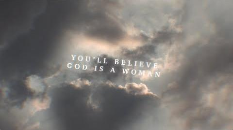 Ariana Grande - God is a woman (Lyric Video)-0