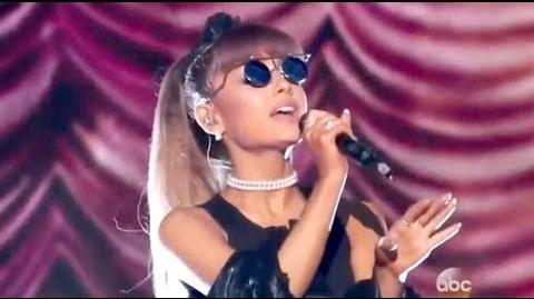 Ariana Grande - Greatest Hits Finale - (Whitney Houston Medley)