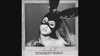 Ariana Grande - Knew Better Forever Boy (Audio Only)