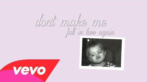 Ariana Grande - Santa Tell Me (Lyric Video)