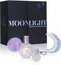 MoonlightFragrance+MiniatureBottle+IridescentMoonKeychain