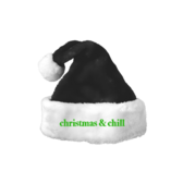 Christmas & Chill Santa Hat