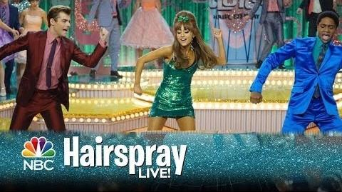 Ariana Grande You Can't Stop The Beat Hairspray Live! Official HD