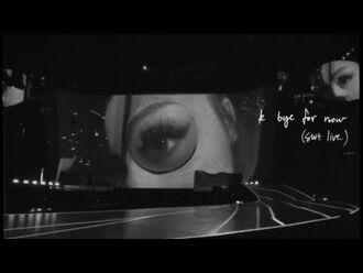 Ariana Grande - breathin (swt live)