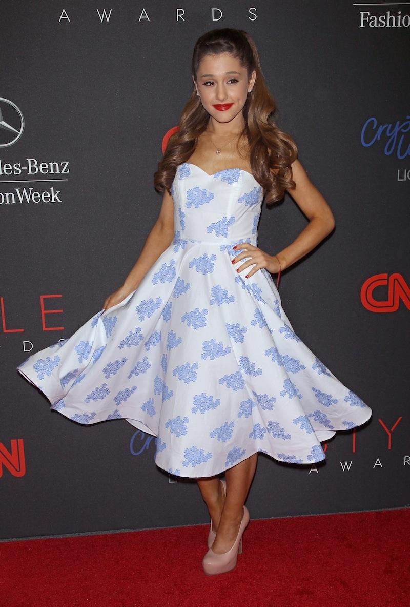 Ariana Grande Dress