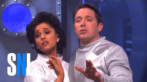 Cut for Time Cinema Channel (Ariana Grande) - SNL