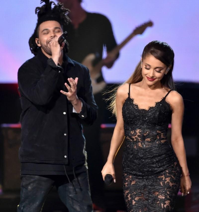 The Weeknd   Ariana Grande Wiki   FANDOM powered by Wikia