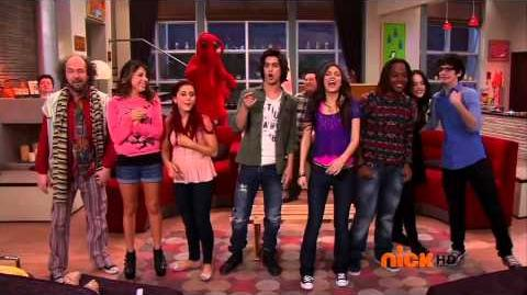 Victorious - Shut Up N' Dance