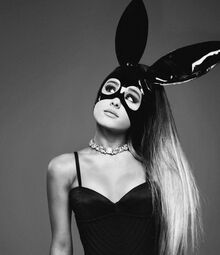 Ariana Grande - Dangerous Woman Promo Photo