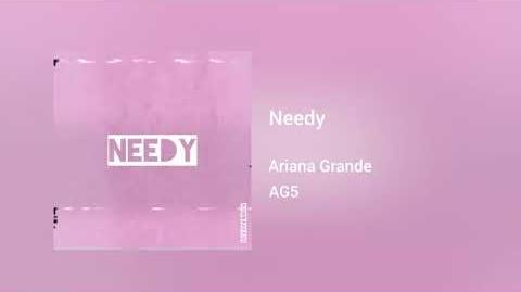 Ariana Grande - Needy (Snippet audio).