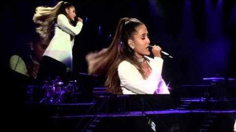 Ariana Grande - Leave Me Lonely (feat. Macy Gray) Live