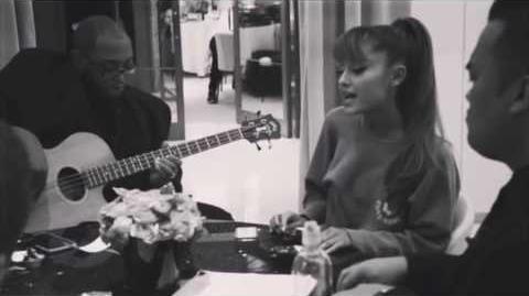 Ariana Grande - Diamonds Are A Girl's Best Friend