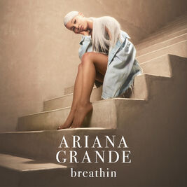 Breathin - Single cover