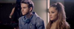 Ariana Grande and Zedd in Break Free