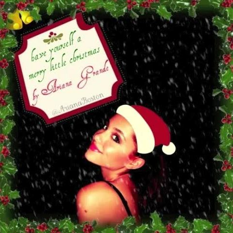 have yourself a merry little christmas - Christina Aguilera Have Yourself A Merry Little Christmas