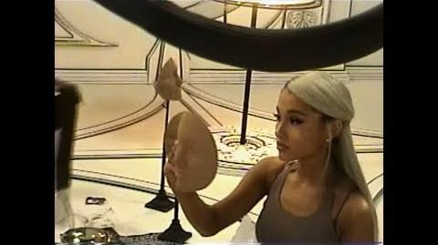 Ariana Grande - No Tears Left To Cry (BTS - Part 2)