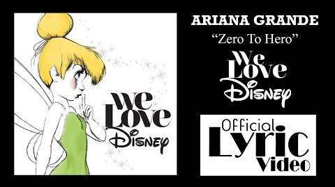 Ariana Grande - Zero To Hero -Official Lyric Video-