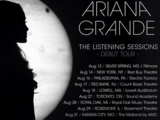 The Listening Sessions Tour