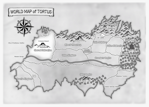 Tortus - 'Zero' Timeline (LN)