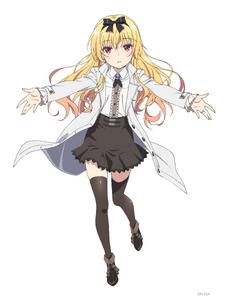 Yue (Anime Artwork-2)