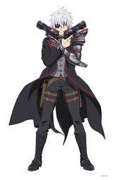 Hajime (Anime Artwork-2)