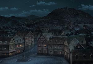 Brooke Town (Anime)