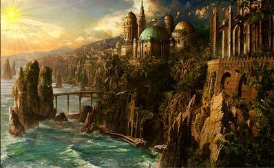 Arilya - Kayn Silas City