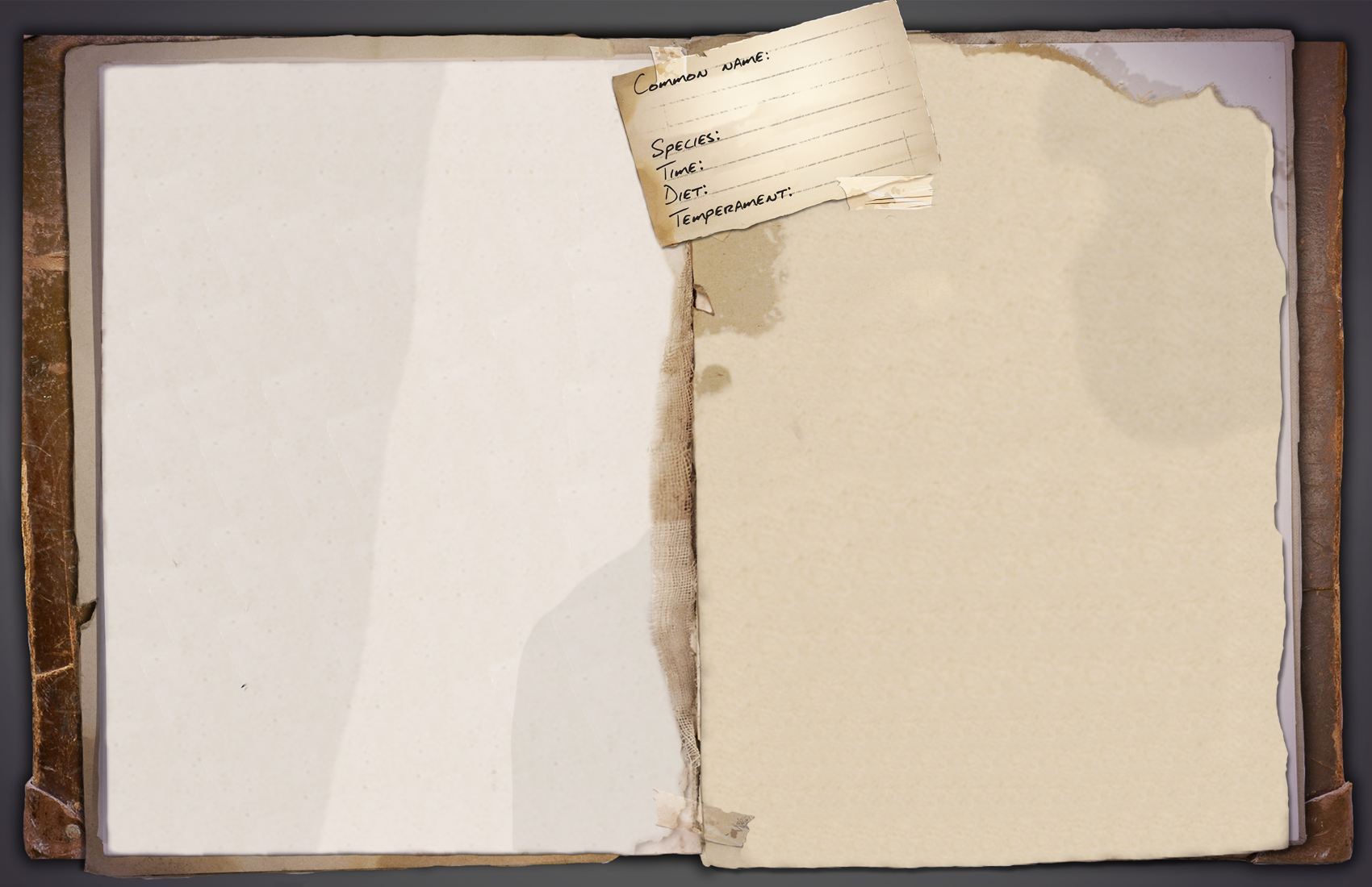 Image - 1442105217 ARK Dossier Template.png | ARK: Survival Plus ...