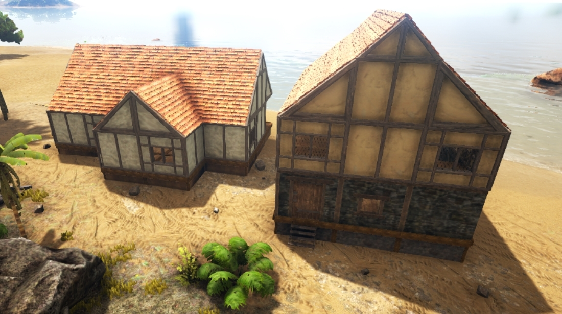 Previously, This Profession Was The Only Profession That Could Build Single  Piece Structures Like In Vanilla Ark To Create Custom Buildings, ...