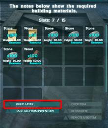 Buildlayer