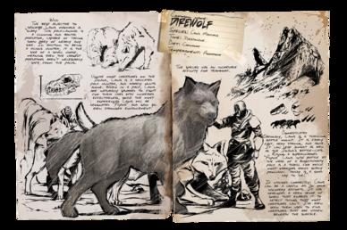 direwolf ark survival plus wikia fandom powered by wikia