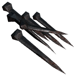 Metal nails ark survival plus wikia fandom powered by wikia metal nails malvernweather Images