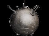 Самонаводная подводная мина