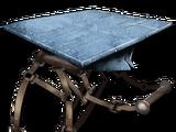 Седло-платформа на Мозазавра