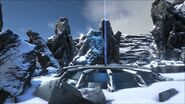 ARK-Snow Biome 002