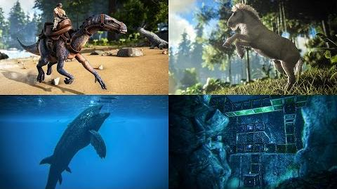 Patch 256 Equus, Leedsichthys, Ichthyornis, Iguanodon, Underwater Bases, & More!