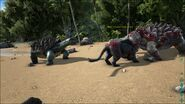 ARK-Sabertooth and Carbonemys Screenshot 001