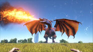 ARK-Dragon Screenshot 011