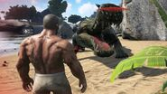 ARK-Sarcosuchus Screenshot 001