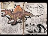 Спинозавр