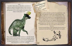 ARK Fan-made Lambeosaurus
