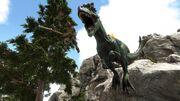 Allosaurus Ingame07