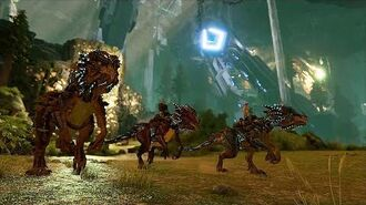 ARK Extinction Creature Teaser - Velonasaur!