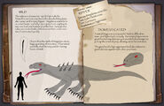 ARK Fan-made Megalania Dossier